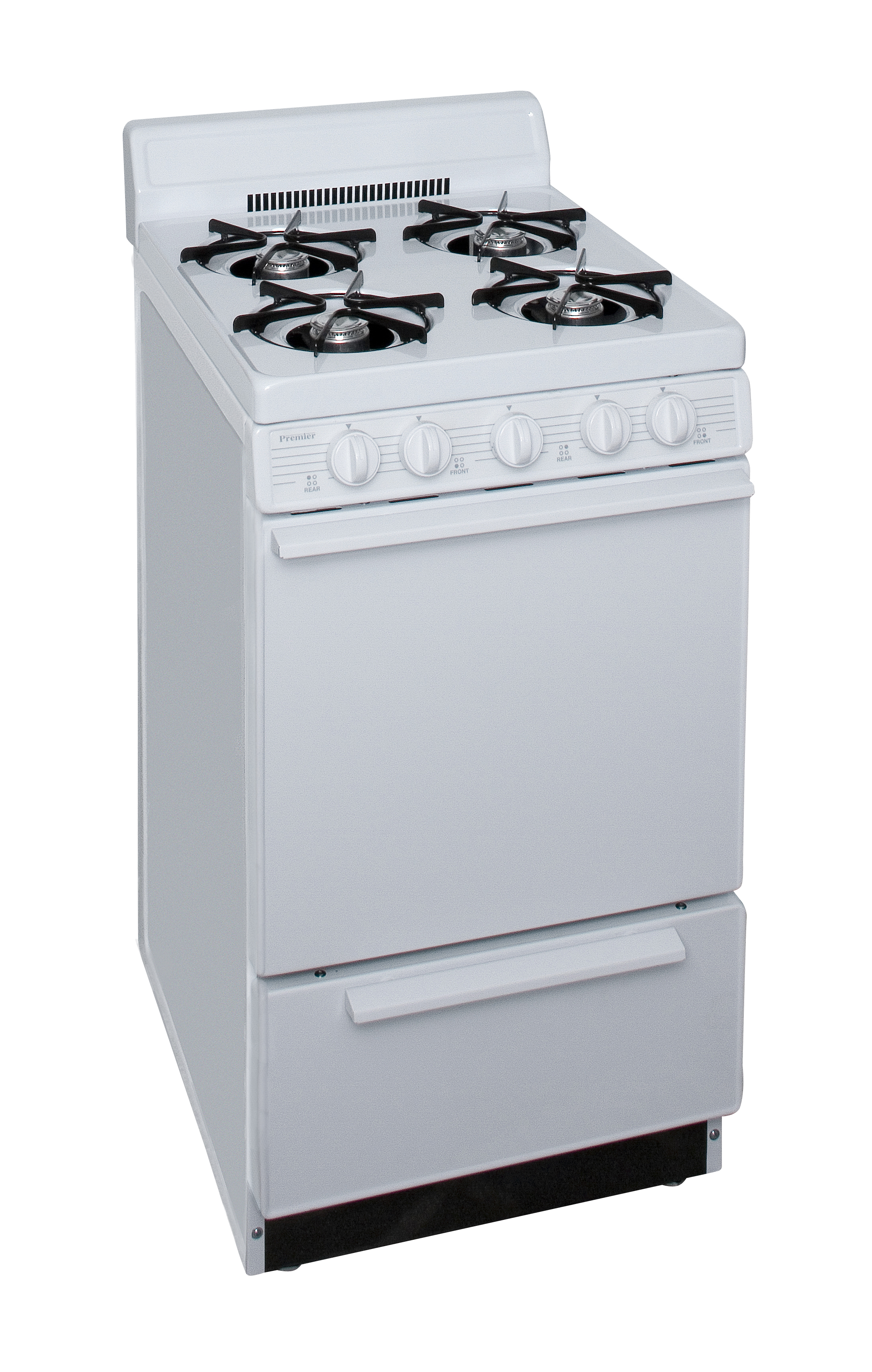 inch ranges stoves white kitchen f front