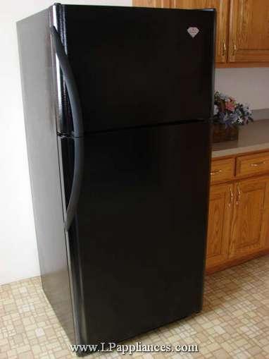 Crystal cold refrigerator