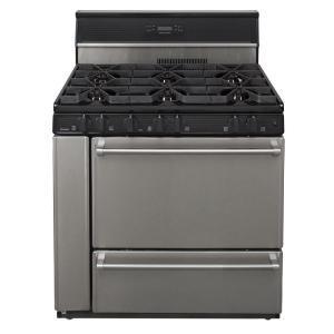 Natural Gas Cook Burner Styles